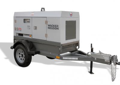 25KW Towable Generator