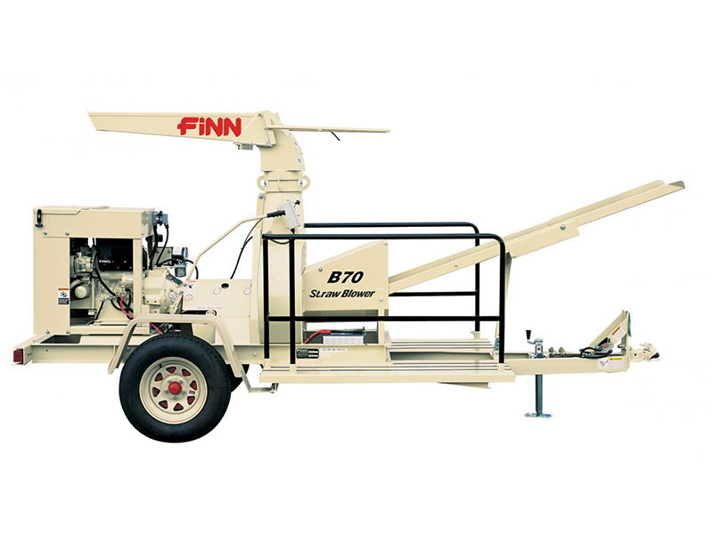Straw Blowers & Seeders