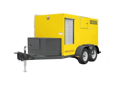 750,000 BTU Towable Indirect-Fired Air Heater