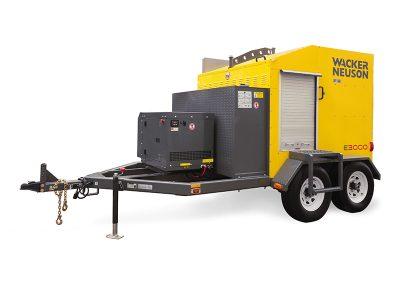 385,000 BTU Towable Ground Heater